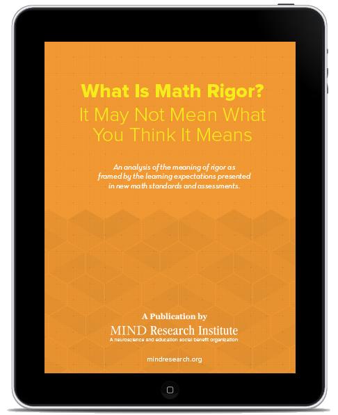 math rigor ebook