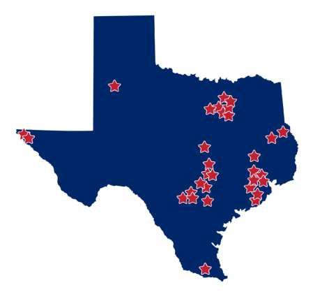 Texas ST Math Districts Map.png