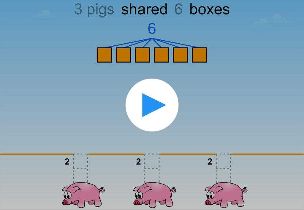 Play ST Math - visual math games