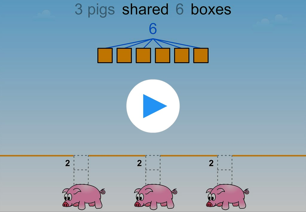 Play ST Math - visual math games