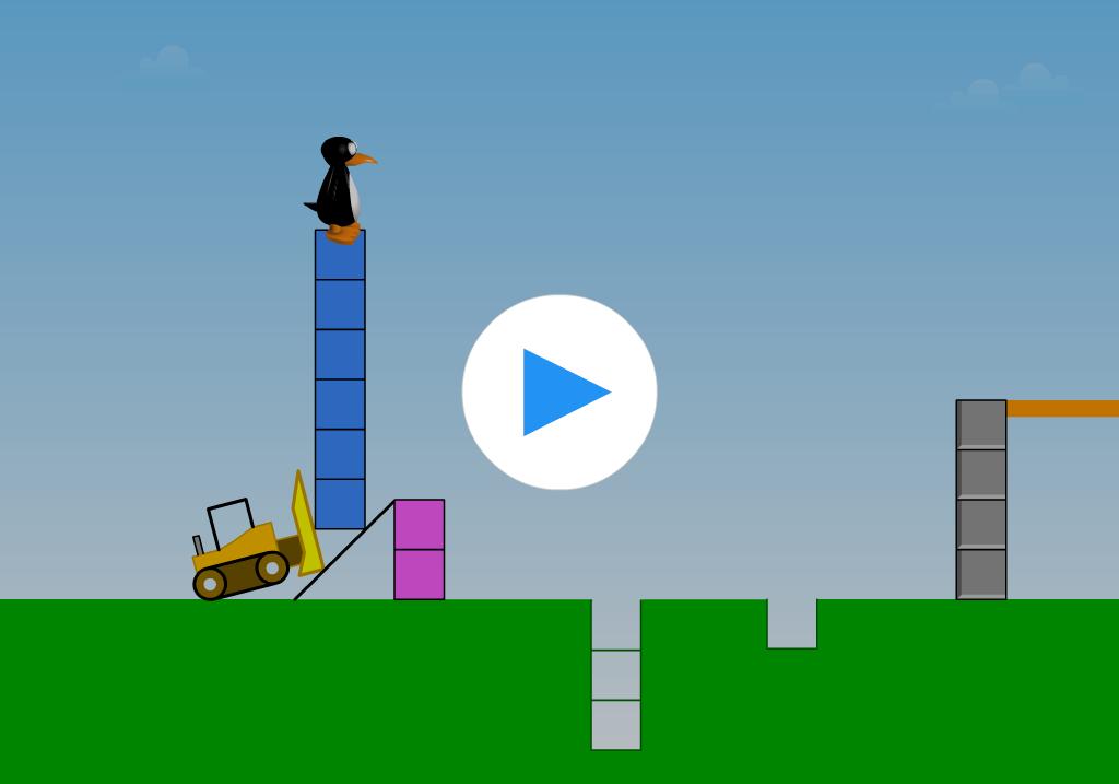 play ST Math PushBox game