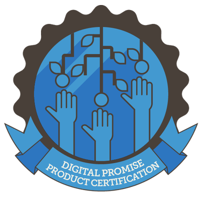 Digital Promise Learner Variability Product Certification