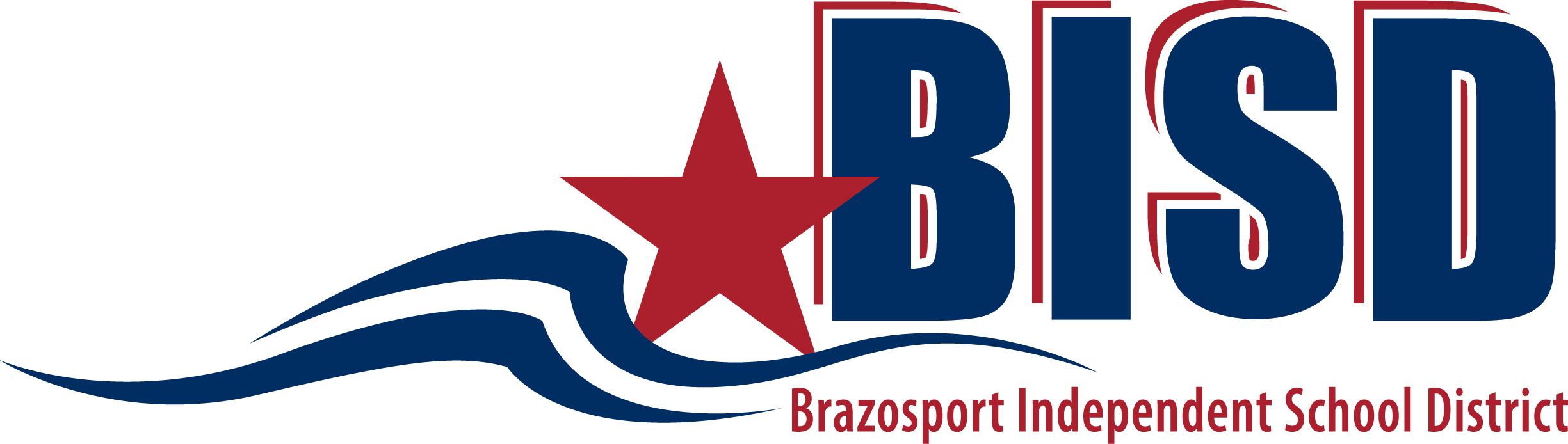 Brazosport ISD logo for ST Math Visual Math Program testimonial